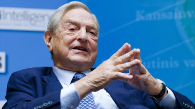 El magnate, multimillonario, especulador financiero y filántropo estadounidense de origen húngaro, George Soros.
