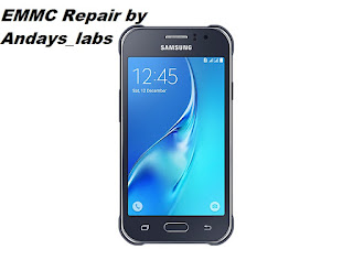 EMMC Samsung Galaxy J1 Ace (SM-J110) WIthout Change IC