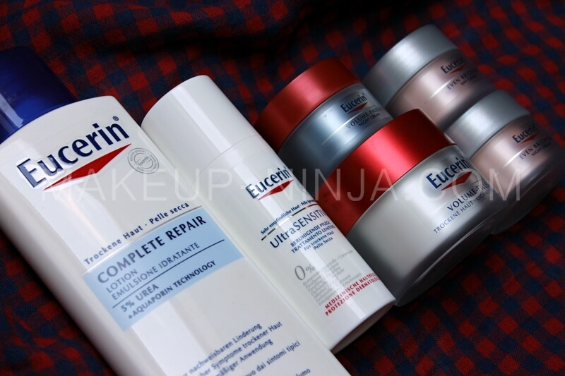 eucerin complete repair losion s 5% ureje eucerin volume filler eucerin even brighter review recenzija
