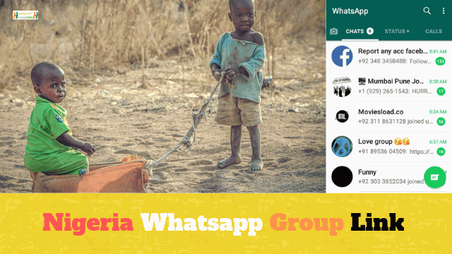 65+ Best Nigeria Whatsapp Group Link List Collection