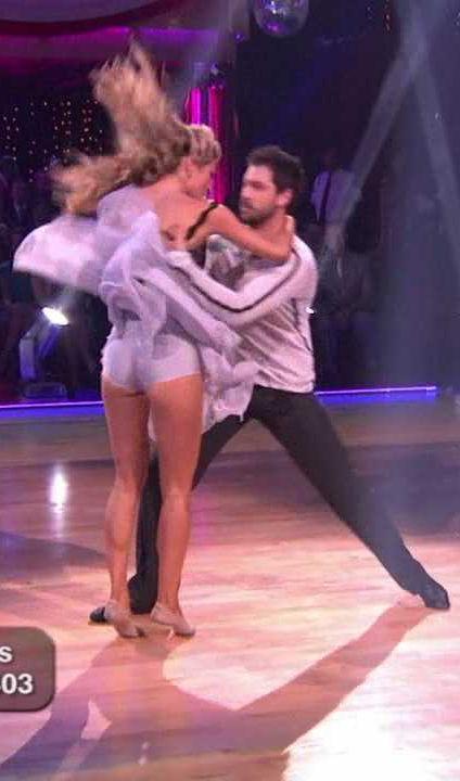 Panties Dancing 55
