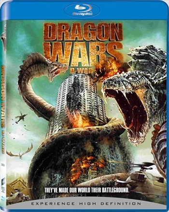 Dragon Wars: D-War 2007 Dual Audio Full Movie