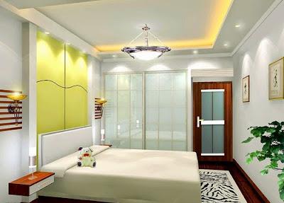 Contoh Desain Plafon Modern untuk Kamar tidur terbaru ...