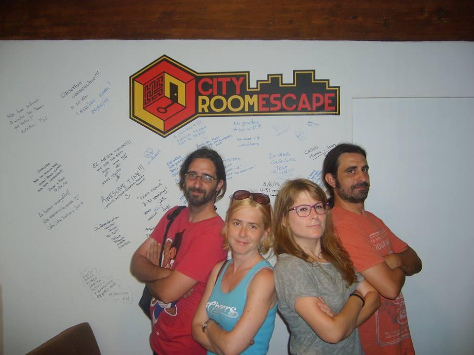 Escape Room Grupos Grandes Madrid