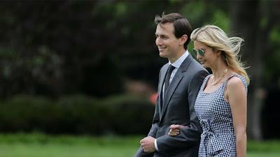 Ivanka Trump y Jared Kushner. / Carlos Barria / Reuters