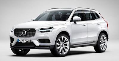 2018 Volvo XC60 Revue, date de sortie, prix et spécifications Rumeur