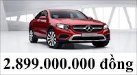 Giá xe Mercedes GLC 300 4MATIC Coupe