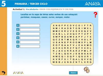 http://www.ceipjuanherreraalcausa.es/Recursosdidacticos/QUINTO/datos/01_Lengua/datos/rdi/U13/01.htm