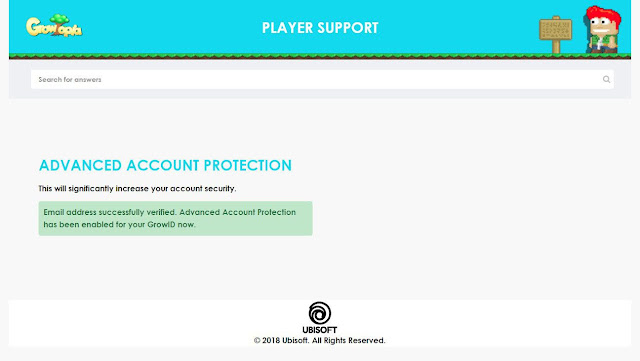 Success Advanced Account Protection