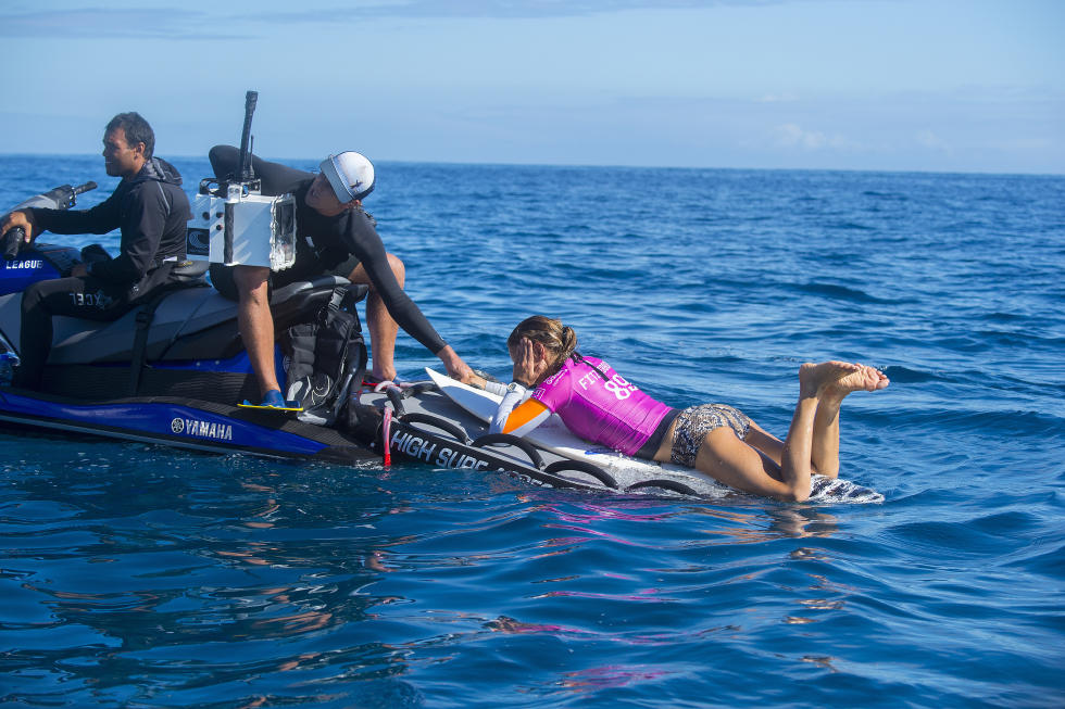 15 Sally Fitgzibbons Fiji Womens Pro Fotos WSL  Stephen Robertson