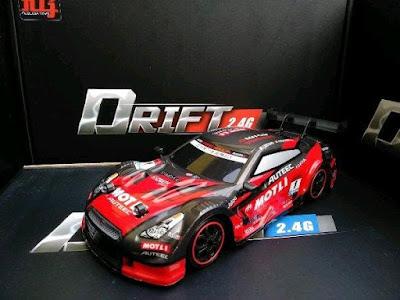 Mainan Mobil RC