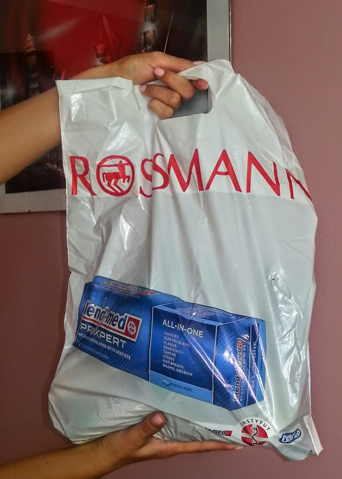 LifeStyle: Rossmann - małe zakupy :)