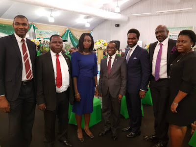 Heritage Bank, CIBN Promote Robust Engagement For Bankers, Customers