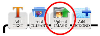 Upload Image Button