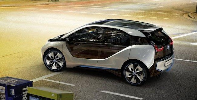 BMW i3 cero emisones