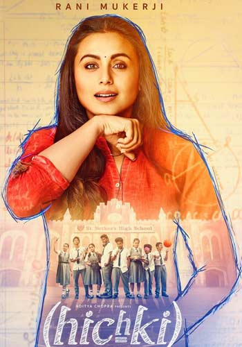 Hichki 2018 Hindi pDVDRip 700MB