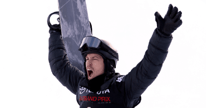 Shaun White is in the Final