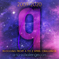#AtoZChallenge 2020 Blogging from A to Z Challenge letter Q