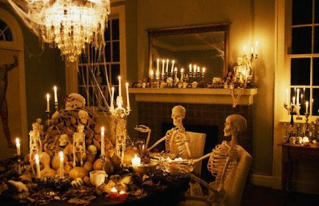 House Decoration Ideas 2016 For Halloween Party & Lighting Décor || Halloween Party Ideas