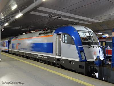 Siemens EuroSprinter EU44-008