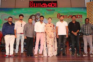 Jayam Ravi Hansika Motwani Prabhu Deva at Bogan Tamil Movie Audio Launch  0030.jpg