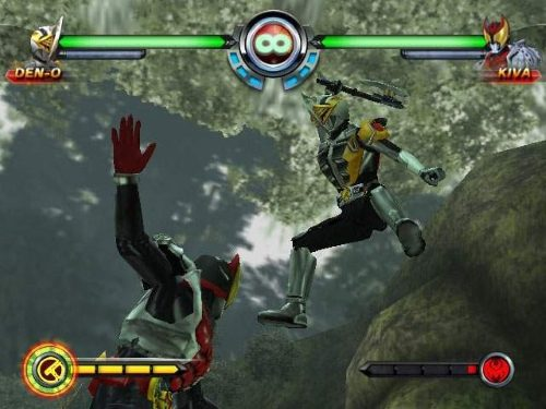 Kamen Rider Climax Heroes PS2 GAME ISO Gameplay