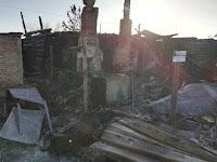 (ФОТО) Пожар 20 ноября по адресу: г. Сухой Лог, ул. Советская
