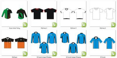 Download Design Kemeja Dan Kaos Format Coreldraw Djago Desain