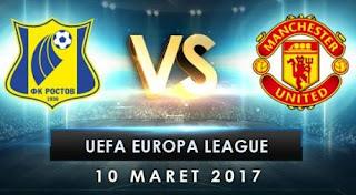 Rostov vs Manchester United: Saatnya United Tumpahkan Amarah