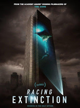 Poster Of Hollywood Movie Racing Extinction (2015) 100MB Compressed Small Size Mobile Movie Free Download worldfree4u.com