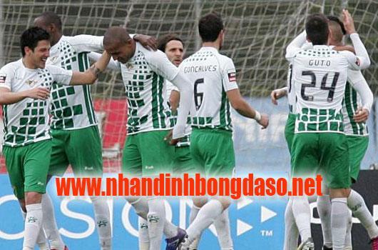 Chaves vs Vitoria Guimaraes www.nhandinhbongdaso.net