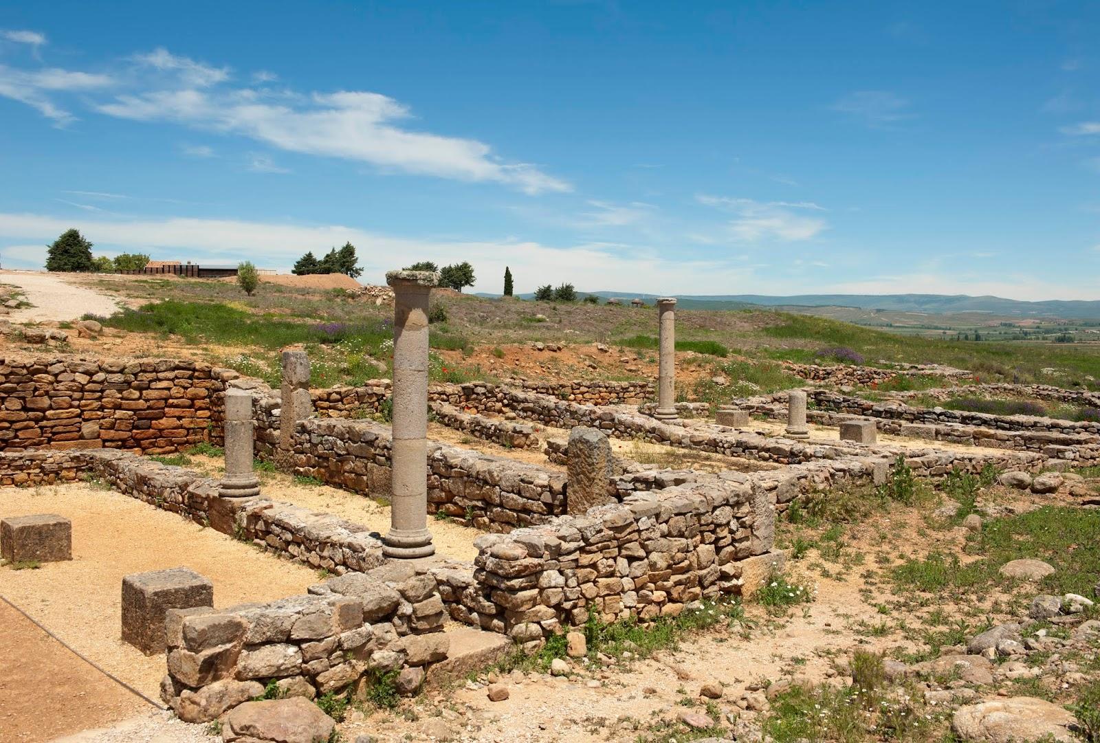 Un antepasado de Franco participó en la destrucción de Numancia