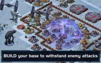 لعبة حرب النجوم للأندرويد