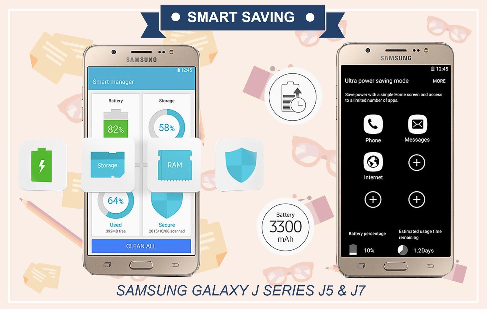 smart manager samsung galaxy j5 j7