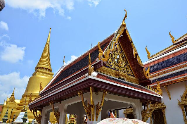 Thailand - Bangkok - Great Palace