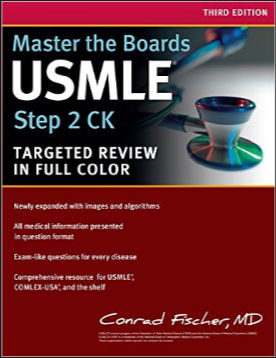 Master the Boards USMLE Step 2 CK 3rd Edition [PDF]
