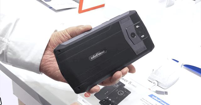 كل ما تود معرفته عن مواصفات و سعر Ulefone Power 5 ببطارية 13000mAh