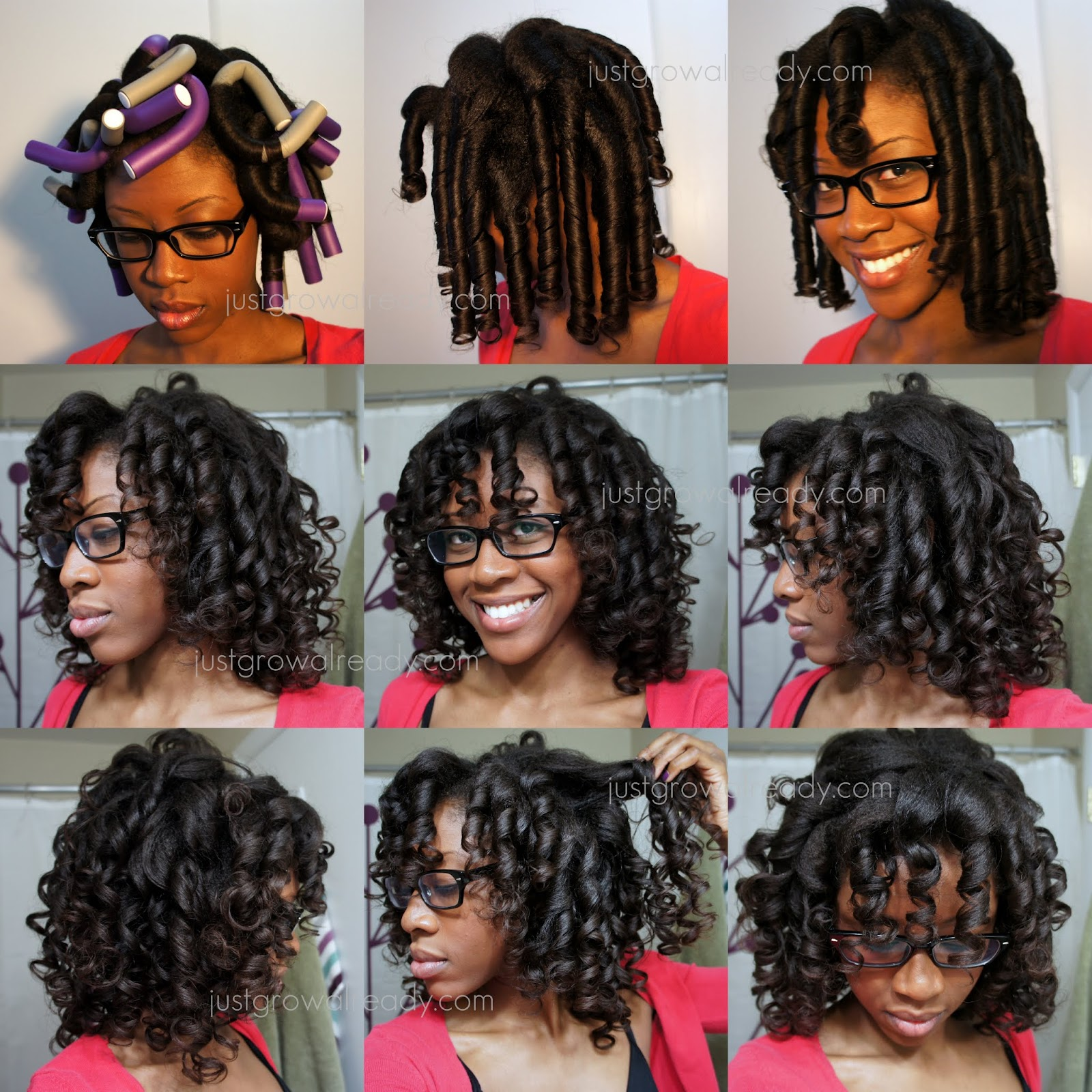 Transitioning To Natural Hair In Nigeria