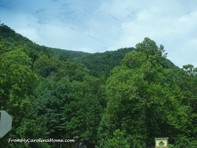 Mountain Countryside - From My Carolina Home blog