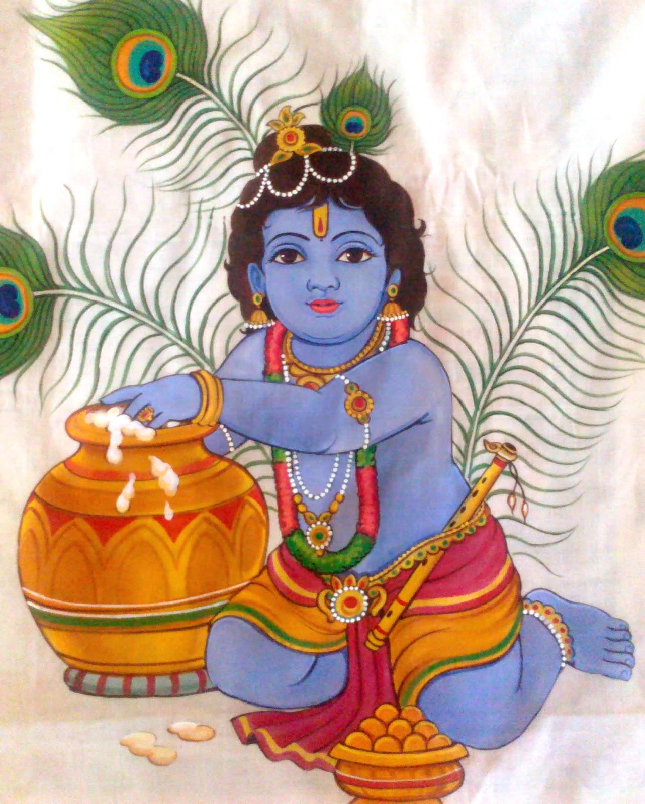 Varnachithra Sarees: KRISHNA  Varnachithra Sa...