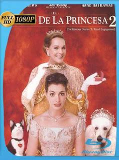 El Diario De La Princesa 2 (2004)HD [1080p] Latino [GoogleDrive] SilvestreHD