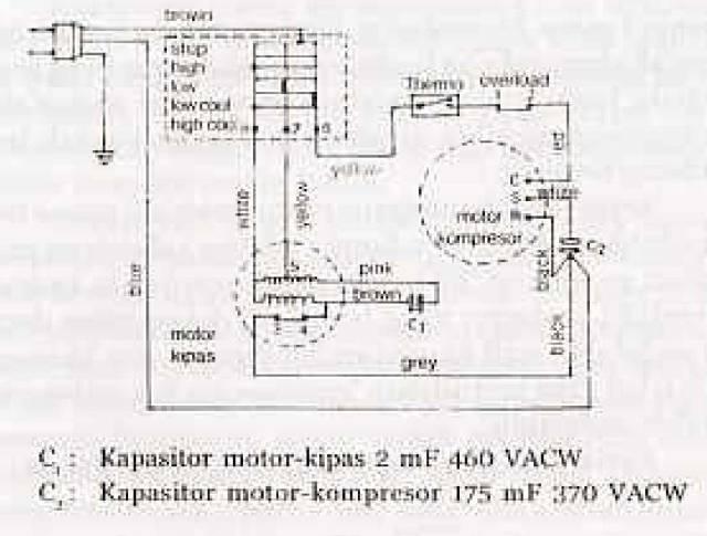 B80r [DIAGRAM] Wiring Diagram Kompresor Ac FULL Version HD