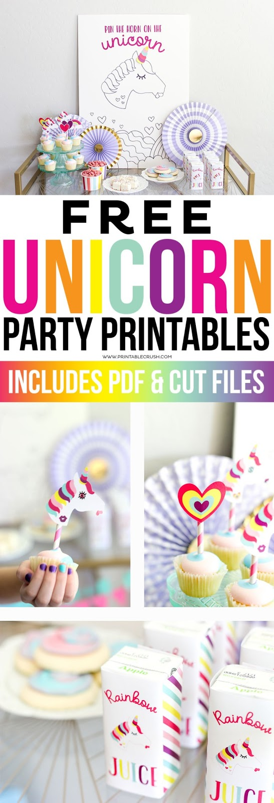 Musings of an Average Mom: Unicorn Party