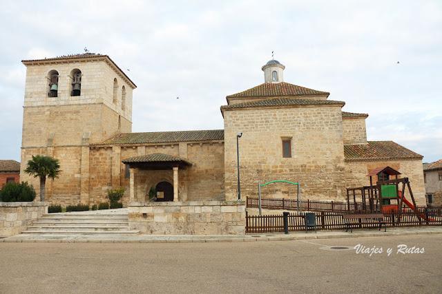 Iglesia de Santa María de Cubillas de Santa Marta