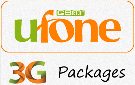 Ufone 3G Internet Packages Daily,Weekly,And Monthly With ...