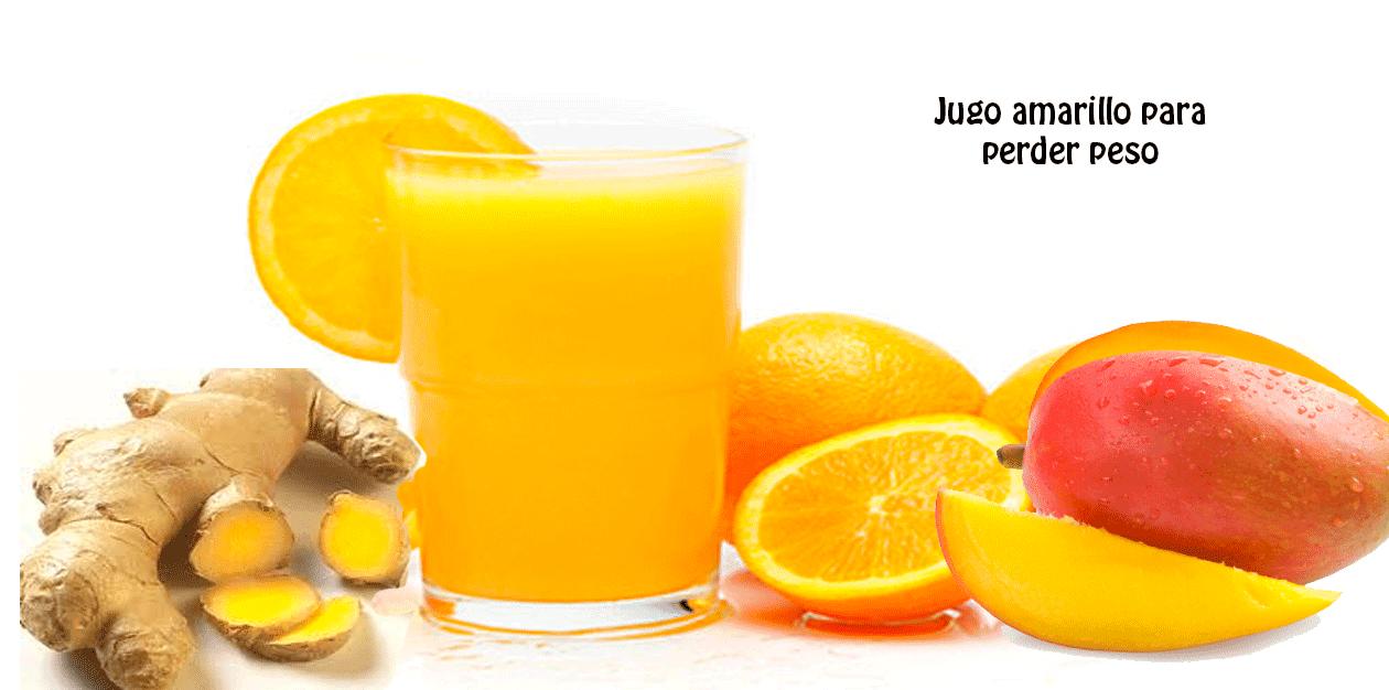Bebidas para adelgazar