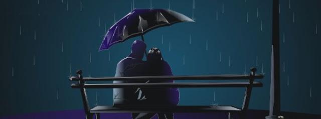 Yağmurun Altında Islanmak
