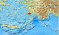 Σεισμός 4,5 Ρίχτερ ανοιχτά της Κω