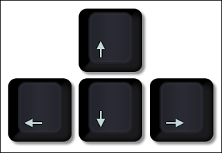 Keyboard Arrow Keys Navigation