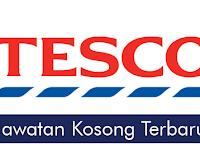 Jawatan Kosong di Tesco Stores Malaysia - Pelbagai Jawatan